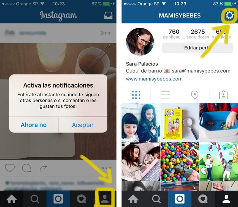 Conecta varias cuentas a Instagram 02