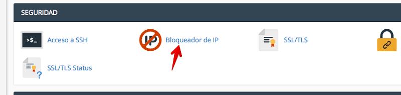 Bloqueador de IP