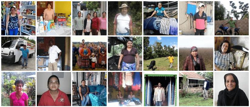 Préstamos de kiwi que cambian vidas